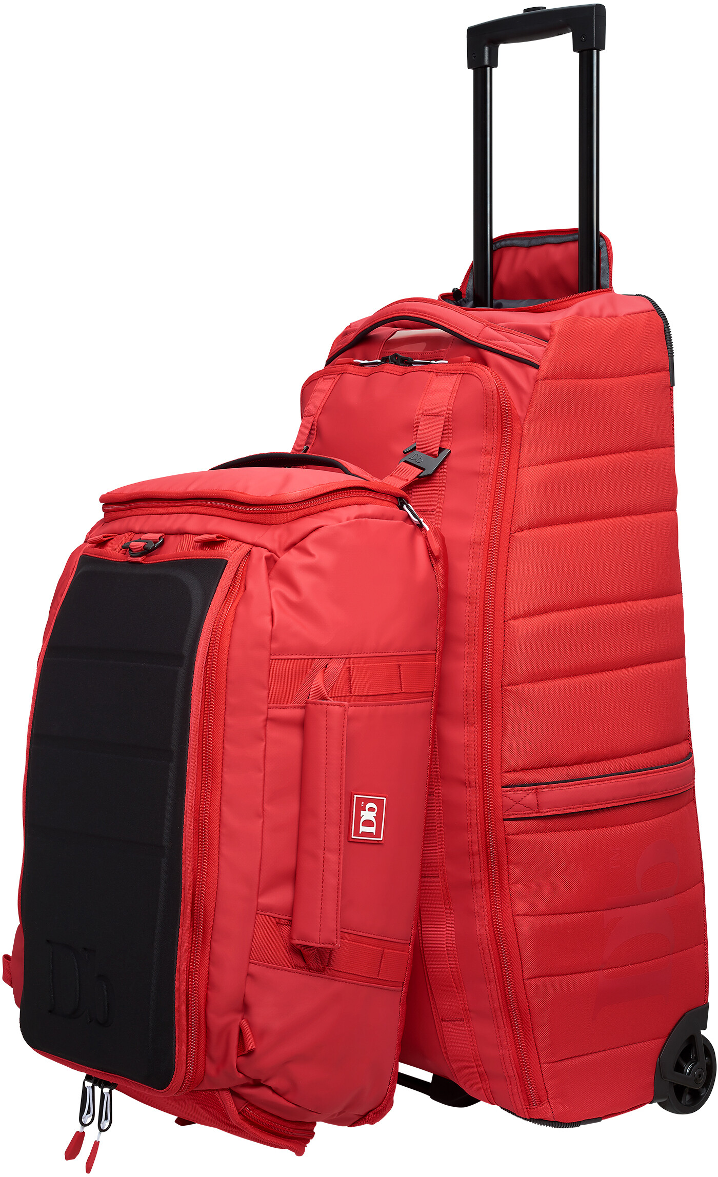 Douchebags The Carryall 40l Duffle Bag Scarlet Red   campz.at f1a2482544